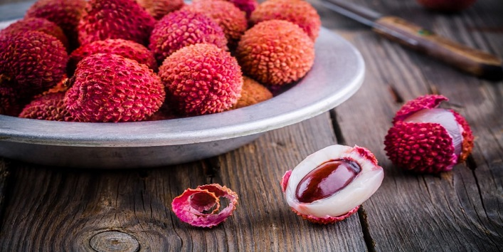 health benefits of lychee