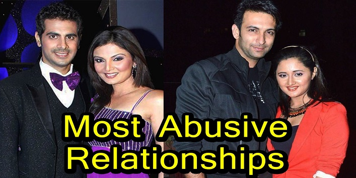 5 TV celebrities who have gone through a bad relationship