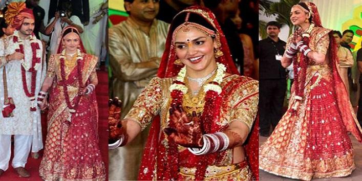 Bollywood brides