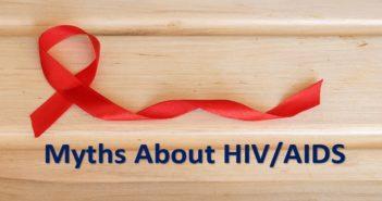 Myths About HIV/ AIDS