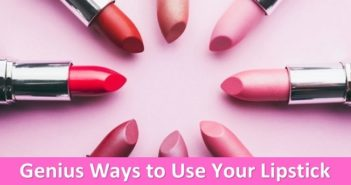 ways to use your lipstick