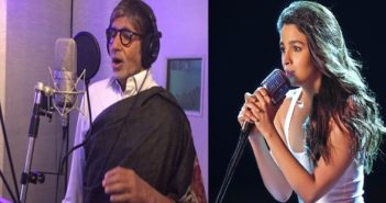 Bollywood Actors Turned Singing Sensations