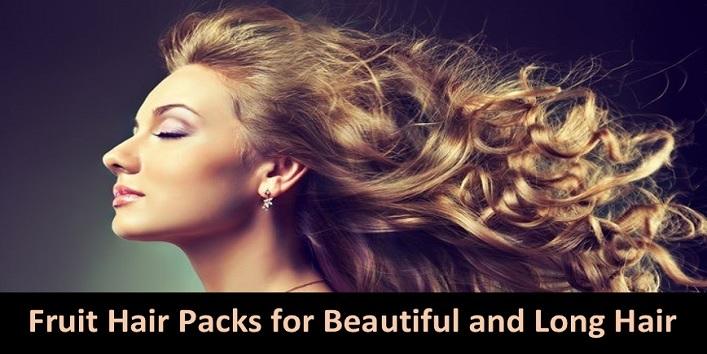 Fruit Hair Packs