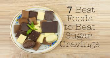 foods to control sugar cravings