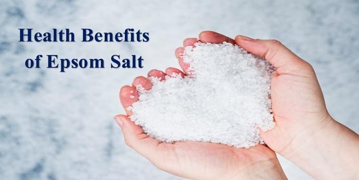 Health Benefits of Epsom Salt
