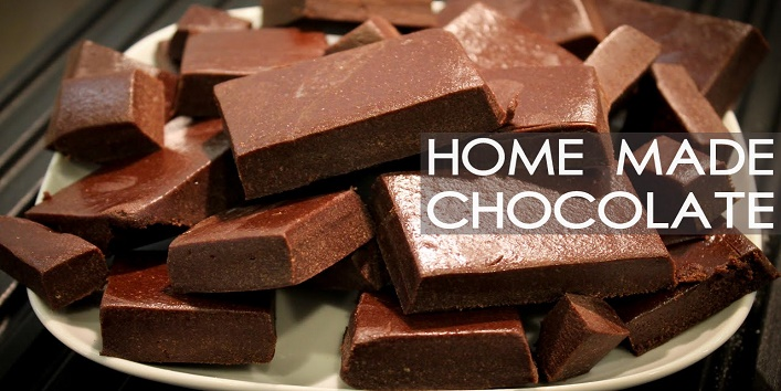Homemade Chocolate Recipe