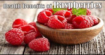 Health Benefits of Raspberries
