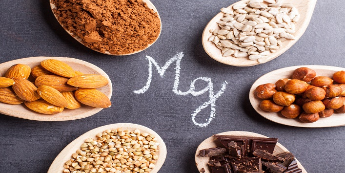 Consume magnesium rich food