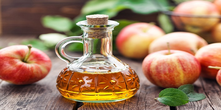 Apple cider vinegar and beer rinse