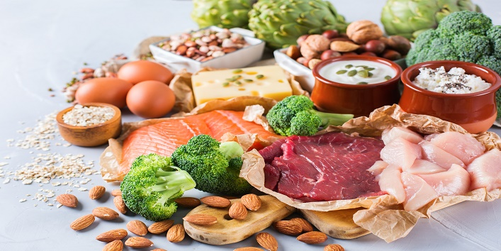 Consume vitamin-rich foods