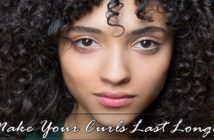 Make Your Curls Last Longer