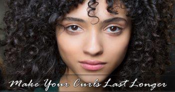 Make Your Curls Last Longer