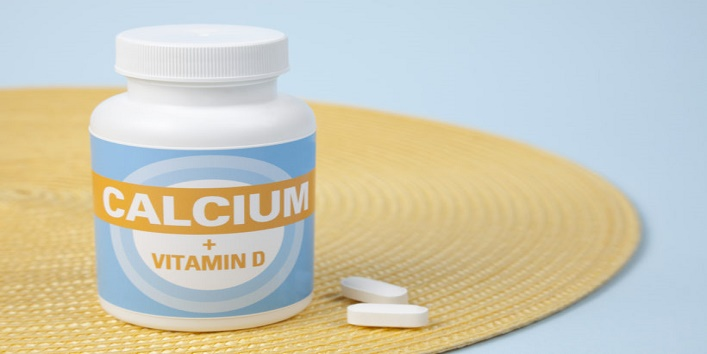 Taking calcium supplements on an empty stomach
