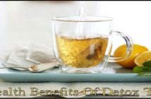 Health Benefits of Detox Tea