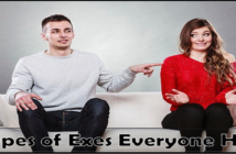 Types of Exes Everyone Has