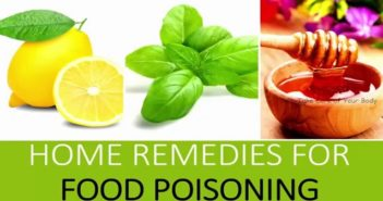 Remedies to Treat Food Poisoning