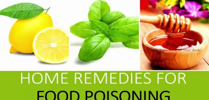 Top 6 Remedies to Treat Food Poisoning
