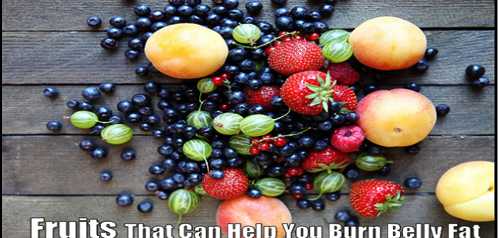 Top 8 Fruits That Can Help You Burn Belly Fat