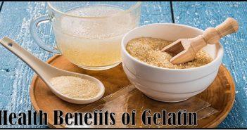 Health Benefits of Gelatin