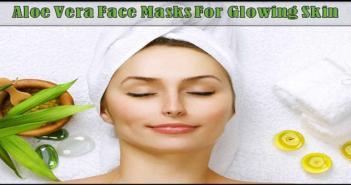 Aloe Vera Face Masks
