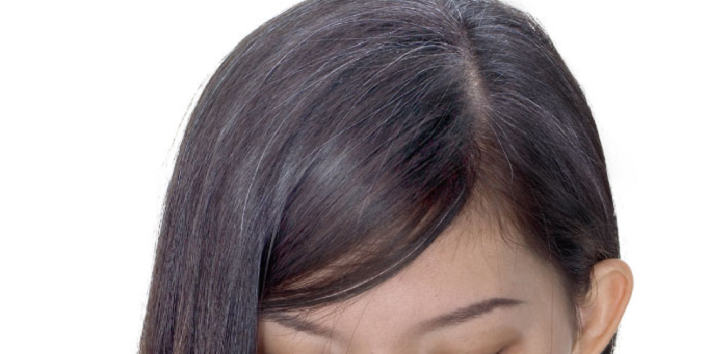 Prevents premature graying of hair