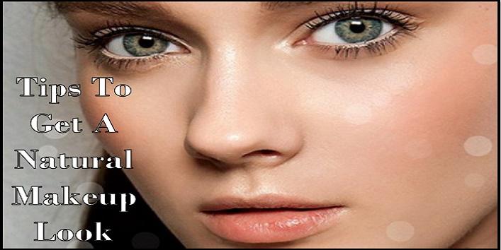 Get a Natural Makeup Look