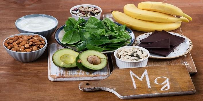 Consume magnesium rich foods