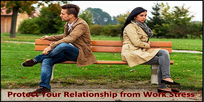 Protect Your Relationship from Work Stress