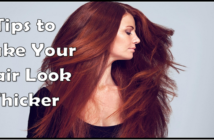 Tips to Make Your Hair Look Thicker