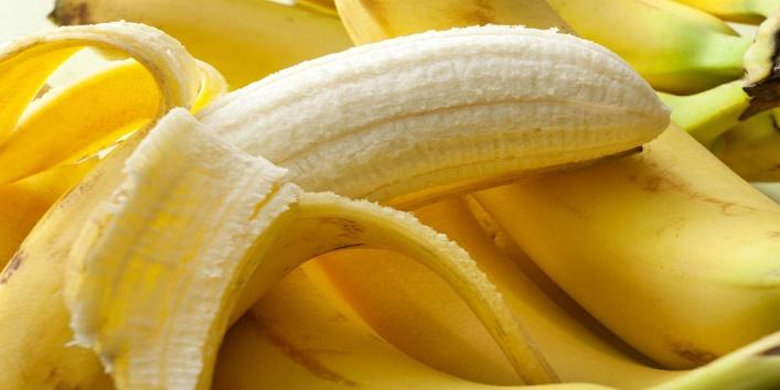 Lemon juice, banana and honey pack