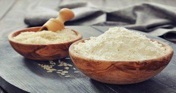 Beauty Benefits of Rice Powder