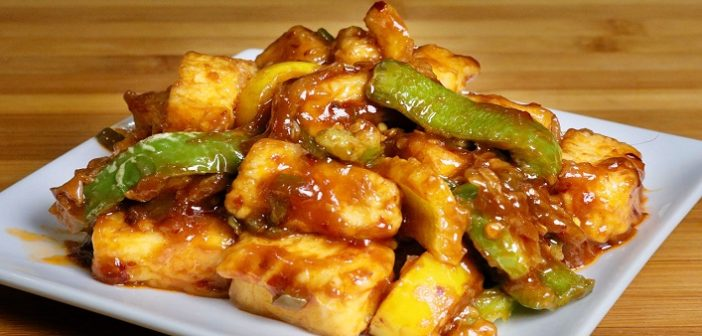 Paneer Special: Try This Simple Chilli Paneer Recipe at Home