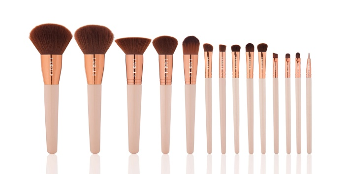 Opt for right brushes