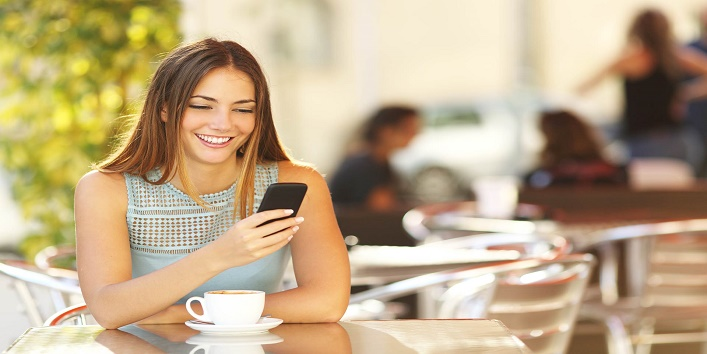 Texting is now your next favorite thing