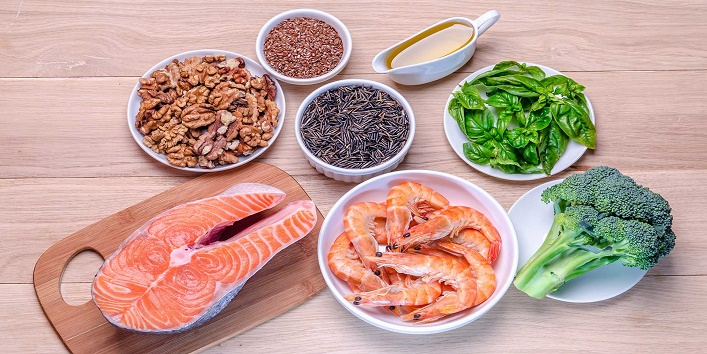 Include omega-3 rich food in your diet
