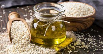Beauty Benefits of Sesame Oil