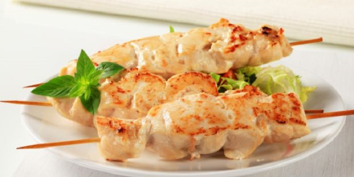 Murg Malai Kebab Recipe