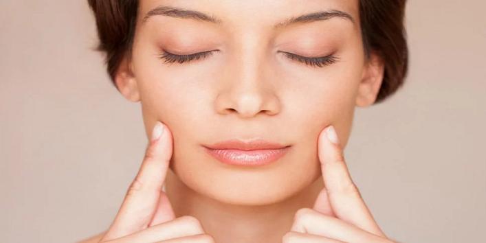 Massage your face