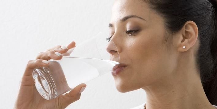 Drink plenty of water