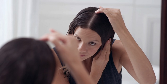 Serum is the key to beautiful hair