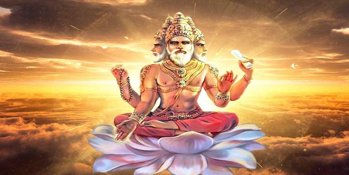 Linked to Lord Brahma