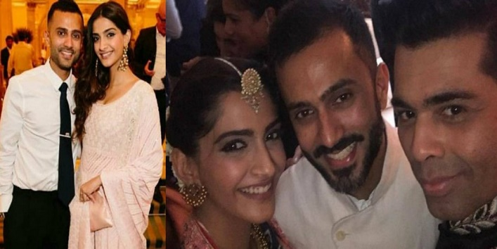 Sonam Kapoor and Anand Ahuja Are Getting Married