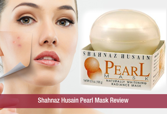 Shahnaz facial products
