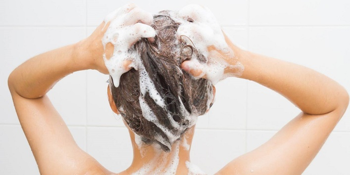 Always use sulfate-free shampoos