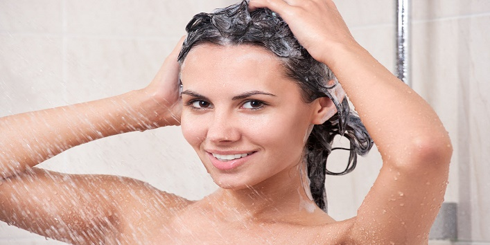 Avoid washing your hair too many times