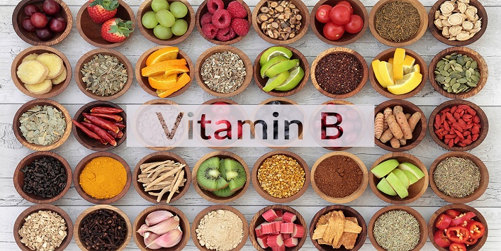 Vitamin B rich foods