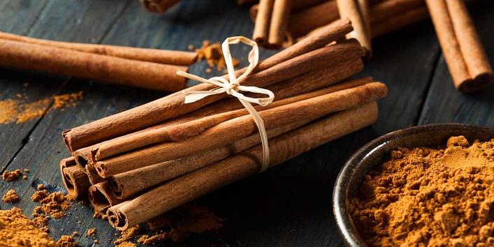 Cinnamon and honey bleach
