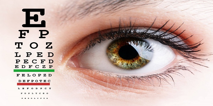 Improves eye-sight
