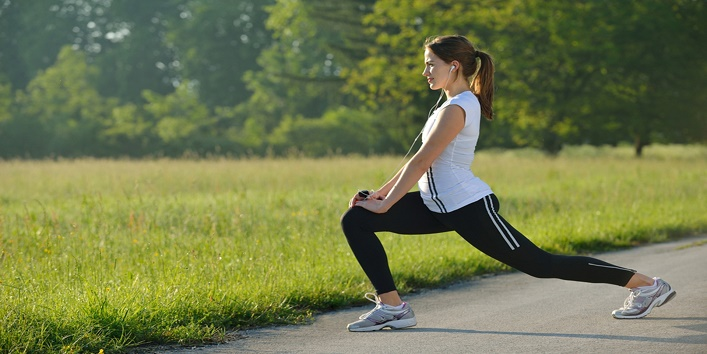 Never skip exercise
