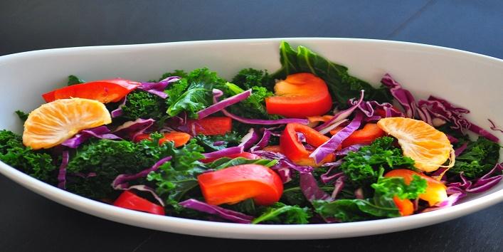 Snack on salads